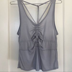 Cinched front tank from Free People